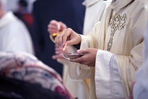 Catholic Communion Service